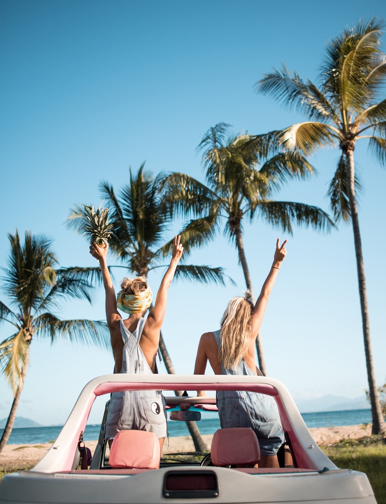 Tropical Topless Car Hire, Magnetic Island, QLD