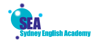 Logo Sydney English Academy