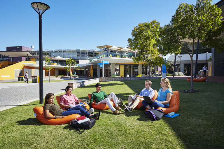 ECU Edith Cowan University 3