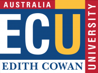 Edith Cowan University Logo ECU