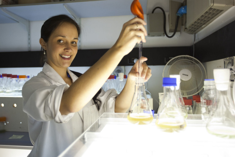 UTS_Science students