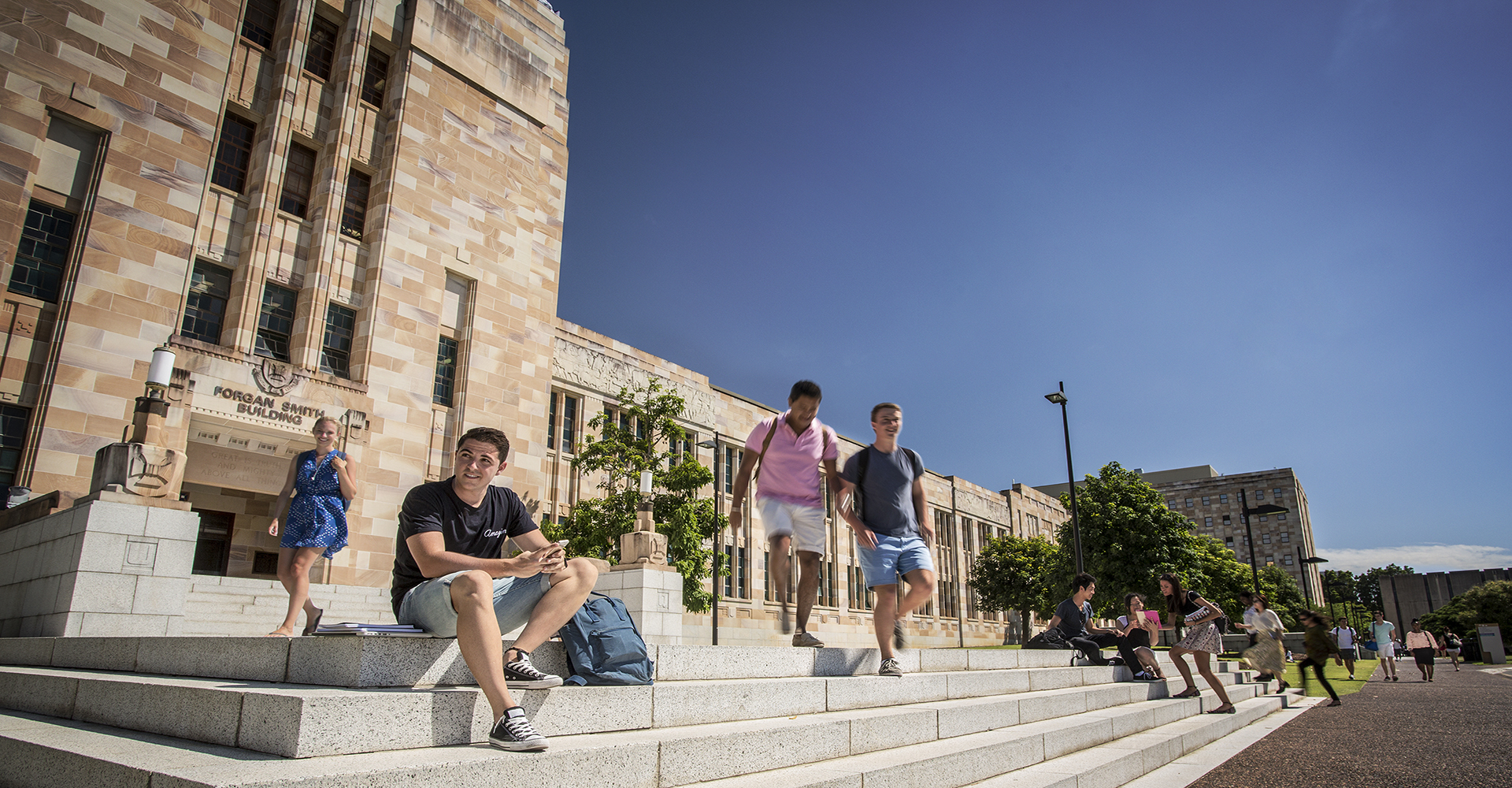 UQ University of Queensland 7